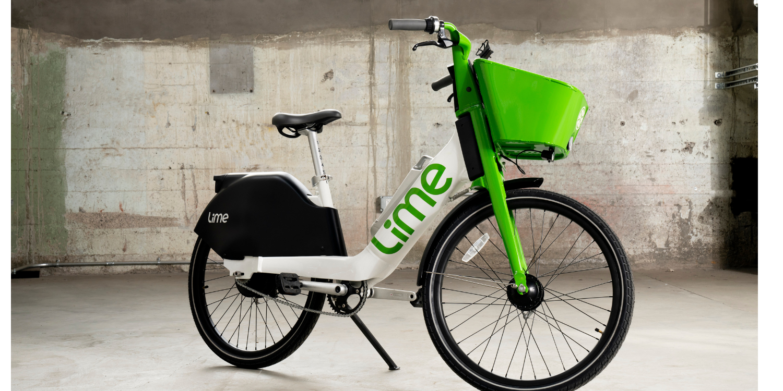 Vélos en free-floating à Marseille : Lime dans la course