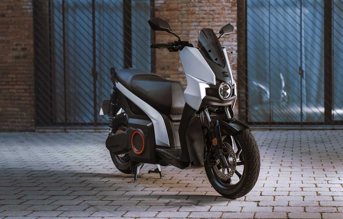 Le scooter électrique de Seat à partir de 125 €/mois
