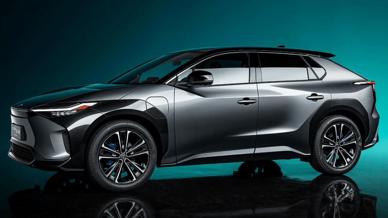 Toyota bZ4X Concept: premier regard sur la Toyota électrique – electrive.com