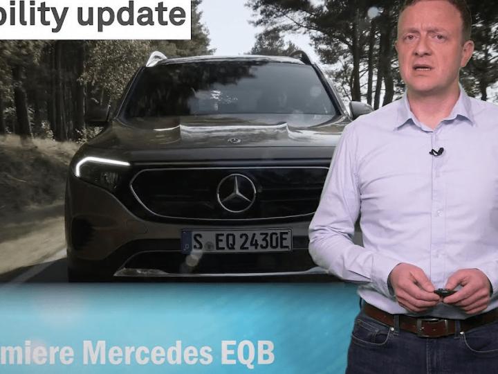 Mise à jour eMobility: Première mondiale Mercedes EQB, Audi électrique A6, Stellantis nomme des plans, Fastned Shops
