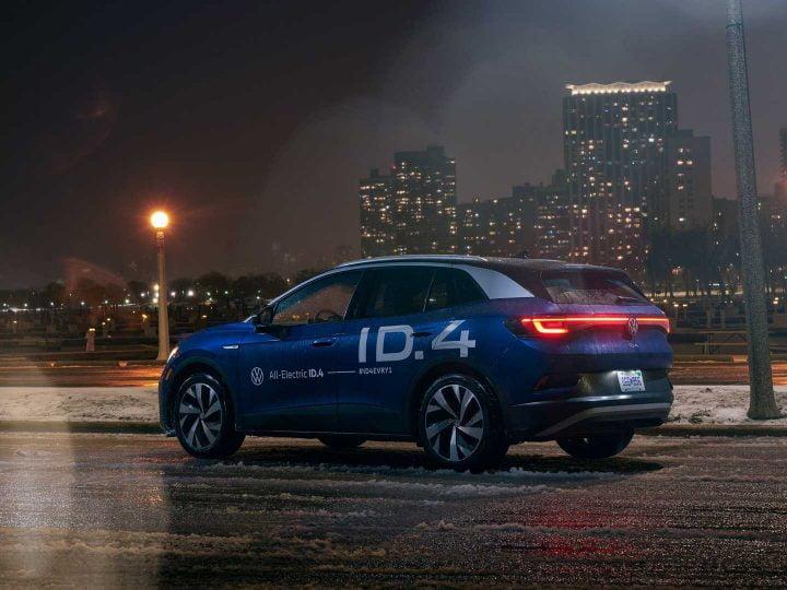 Volkswagen ID.4 Pro obtient 260 milles de gamme EPA