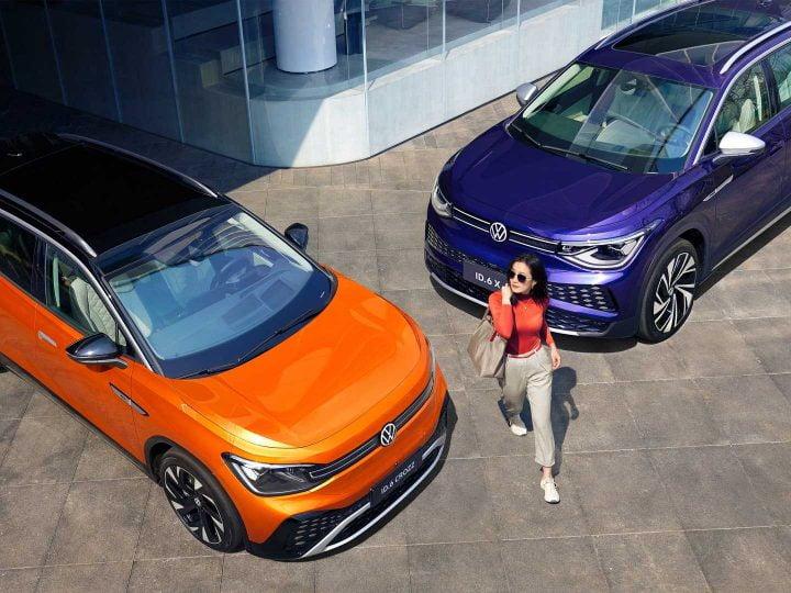 Volkswagen révèle l'ID.6 CROZZ et l'ID.6 X