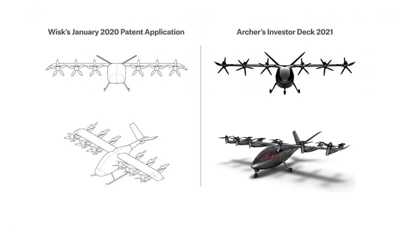 Wisk Aero poursuit Archer Aviation – electrive.com