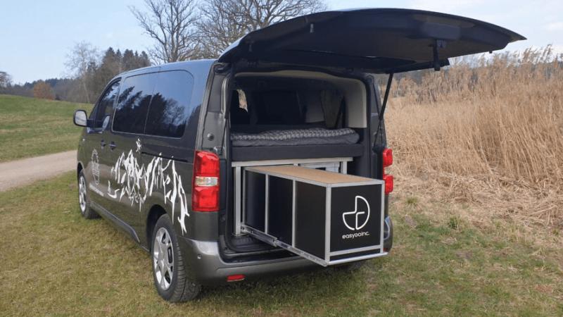 Startup Zero Campers loue des camping-cars électriques – electrive.com