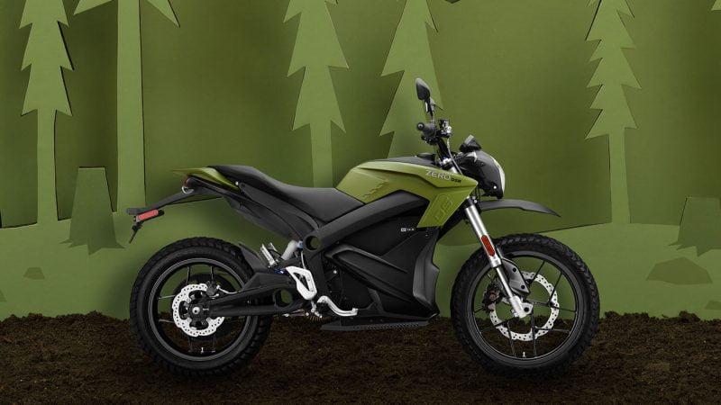 Zero Motorcycles fête ses 15 ans avec une édition spéciale