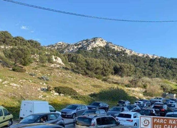 Actualités | Accès aux calanques à Marseille : plusieurs aménagements mis en place d'ici la fin du mois de mai
