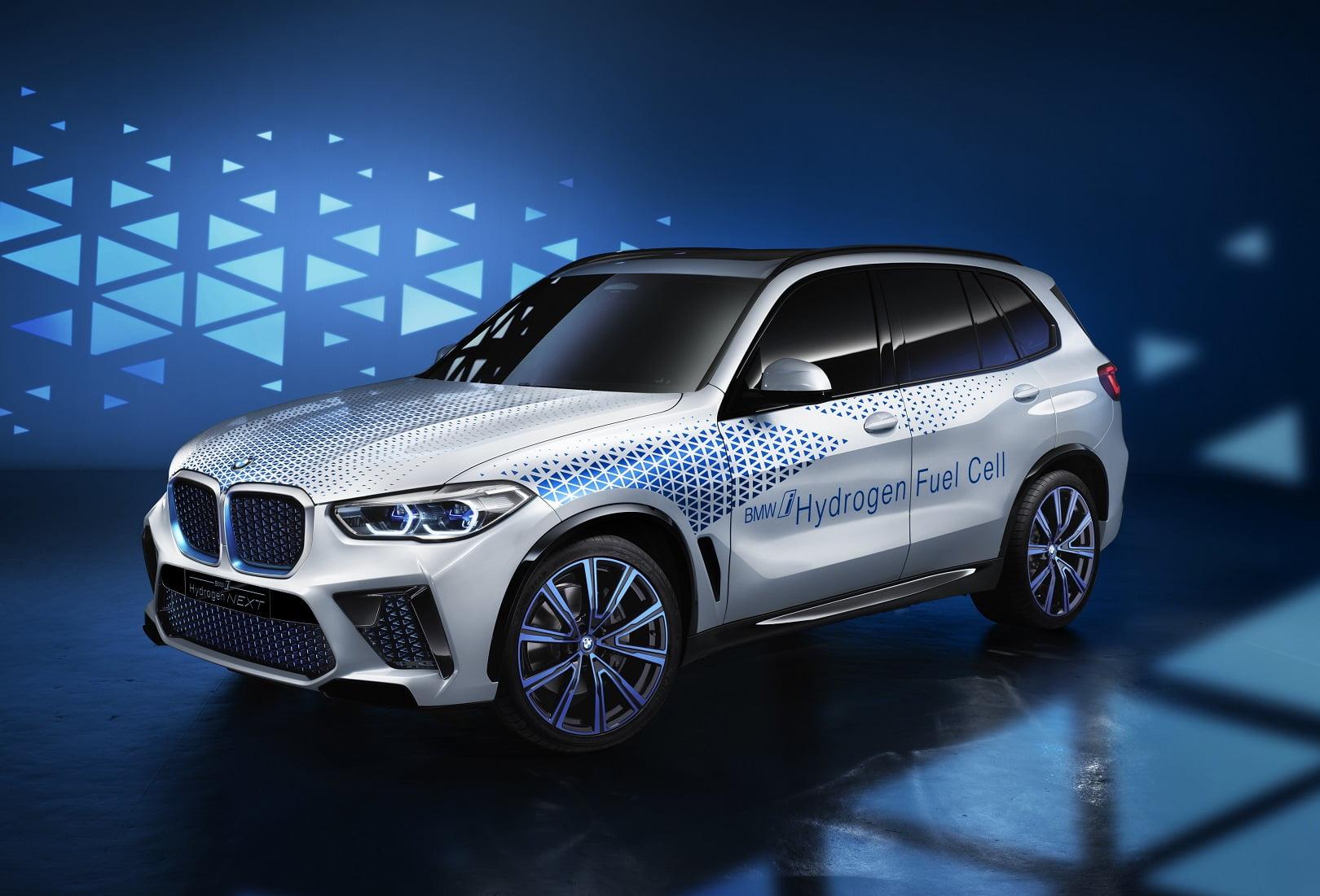 BMW X5 : une version à l'hydrogène prévue pour fin 2022