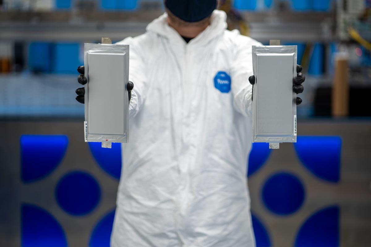 BMW et Ford investissent dans les batteries solides