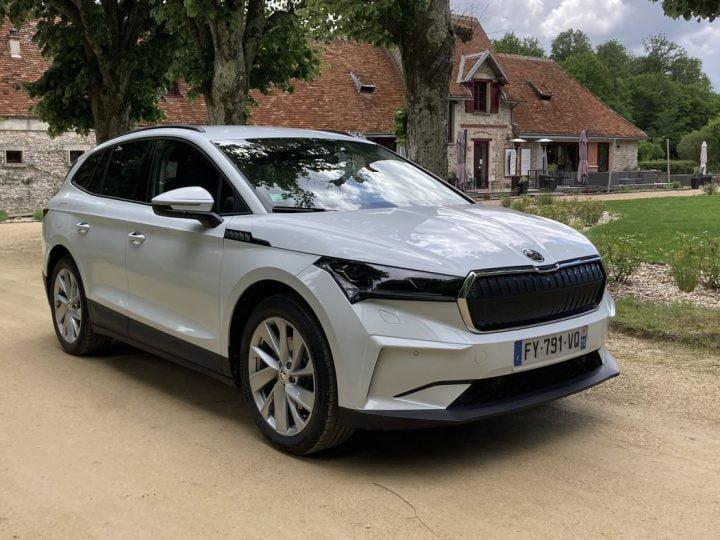Essai Skoda Enyaq iV : le meilleur des SUV électriques ?