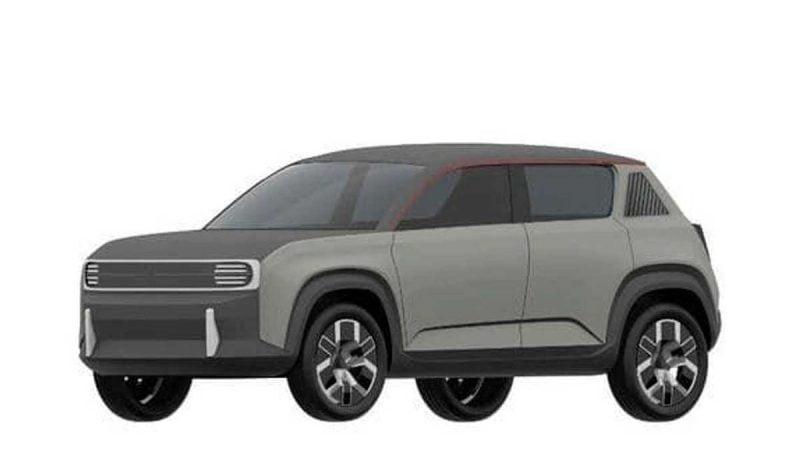 La future Renault 4 électrique en images