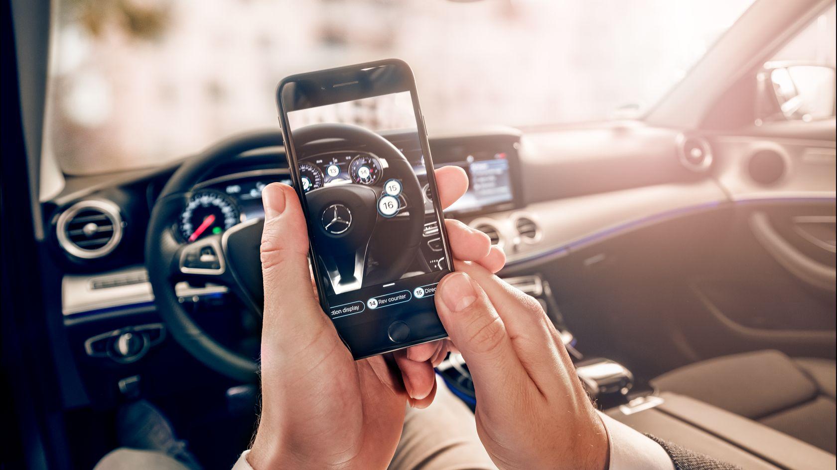 L'assistant virtuel de Mercedes a un avis plutôt tranché sur Tesla