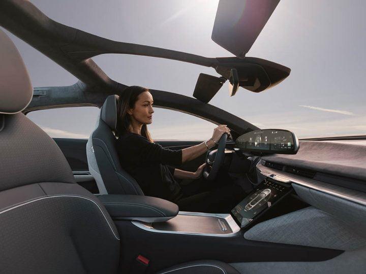 Lucid Air : la concurrente de la Tesla Model S détaille ses technologies embarquées