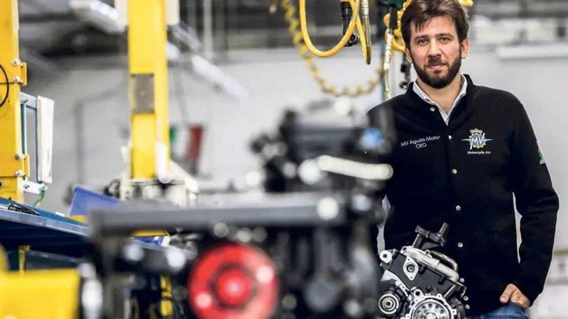 [Street] MV Agusta : le PDG annonce le développement d'une moto électrique