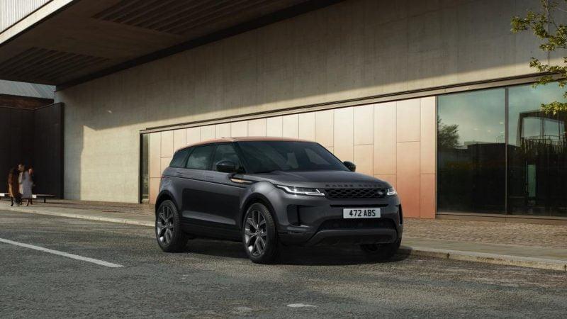 Range Rover Evoque Bronze Edition (2021) : le SUV compact s'offre une élégante série spéciale