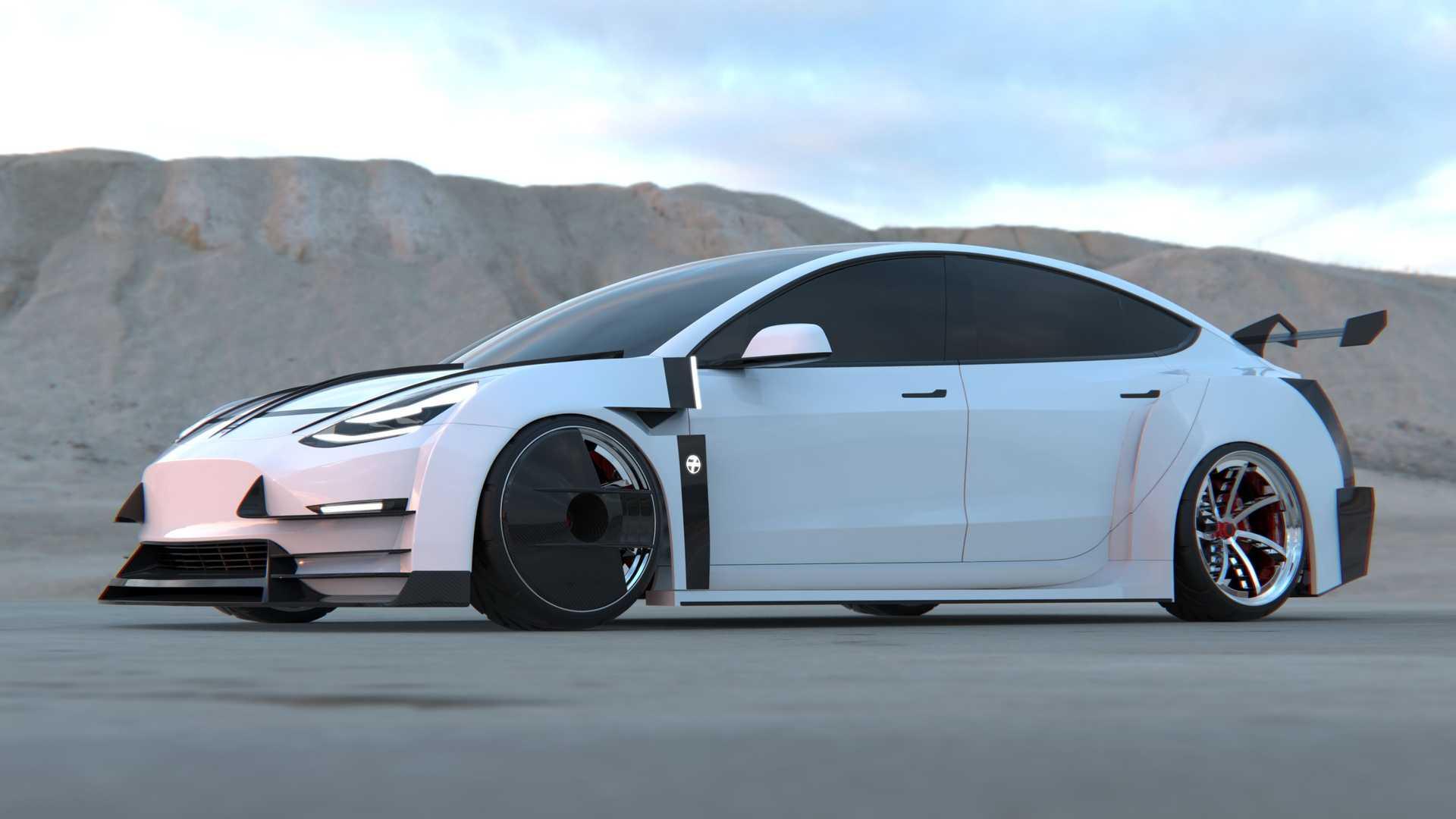 Tesla Model 3 : une horrible préparation en approche