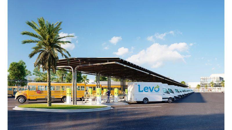 Nuvve et Stonepeak lancent une coentreprise de 750 millions de dollars, «Levo», pour déployer la recharge et le transport de véhicules électriques clés en main en tant que service pour les autobus scolaires et autres flottes commerciales