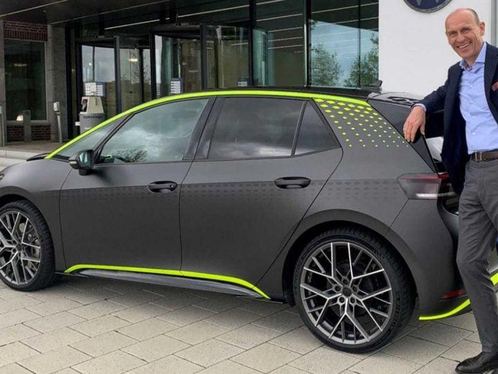 Volkswagen ID.3 GTX : la GTI électrique dès 2022 ?
