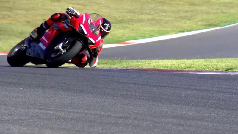 Pourquoi Ducati estime que les motos sportives ne peuvent pas encore être électriques