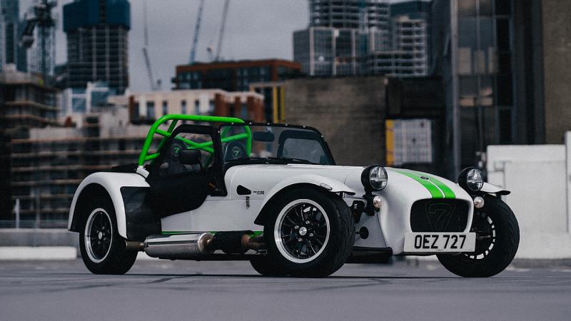 Caterham envisage des voitures de sport entièrement électriques