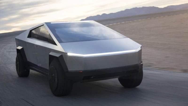 Tesla Cybertruck : date de sortie, prix, autonomie, gamme, tout savoir sur le pick-up futuriste