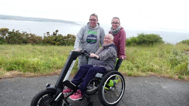 Accessibilité : une pastille verte pour Trébeurden