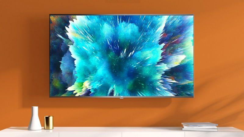 La super TV LED 4K Xiaomi Mi TV 4S sous Android profite d'une nouvelle baisse de prix