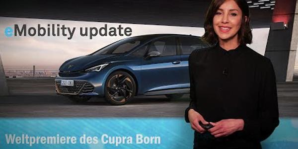 Mise à jour eMobility: Première mondiale Seat Cupra Born, Opel Movano-e, Hyundai Ioniq 6 et 7, prix de recharge EnBW