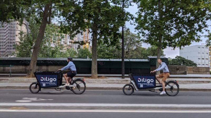 Comment le gouvernement compte booster les livraisons à vélo