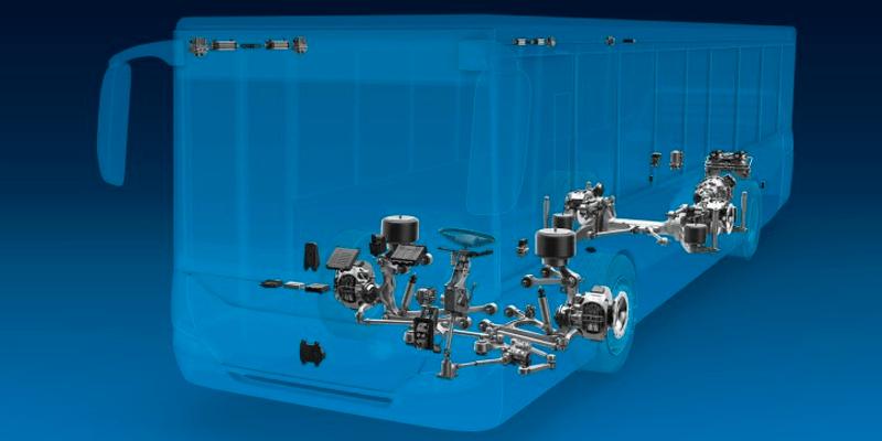 ZF montre la gestion de l'énergie pour les véhicules électriques – electrive.com