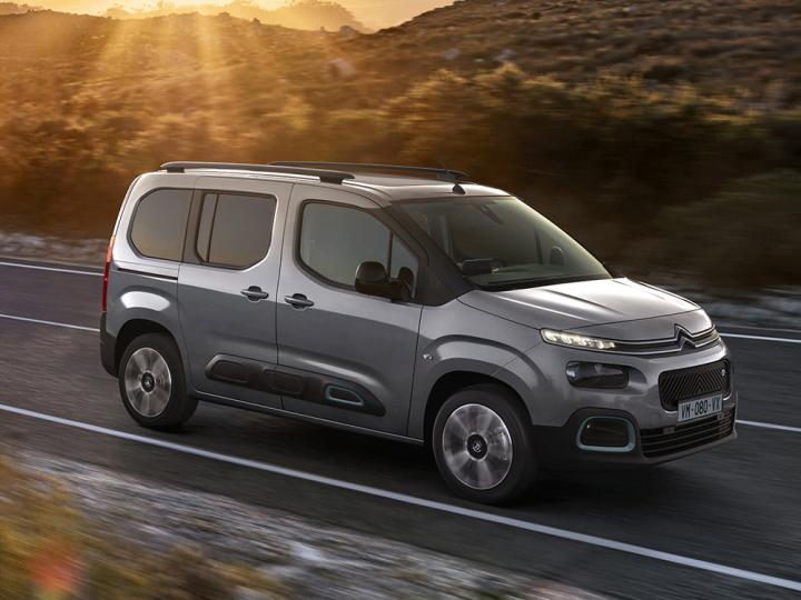 Citroën ë-Berlingo peut désormais également être commandé en Allemagne – electrive.com