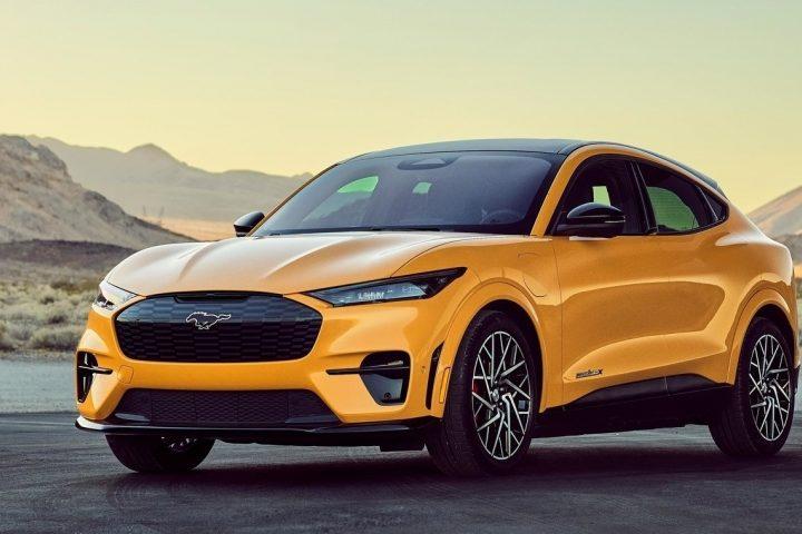L'autonomie du Ford Mustang Mach-E GT est meilleure que prévue