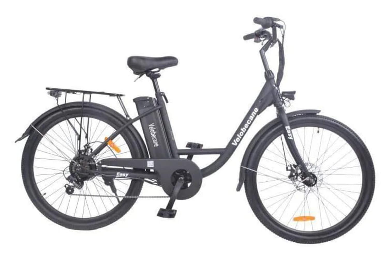 Bon plan vélo électrique : un VELOBECANE à 7 vitesses pour moins de 600 euros