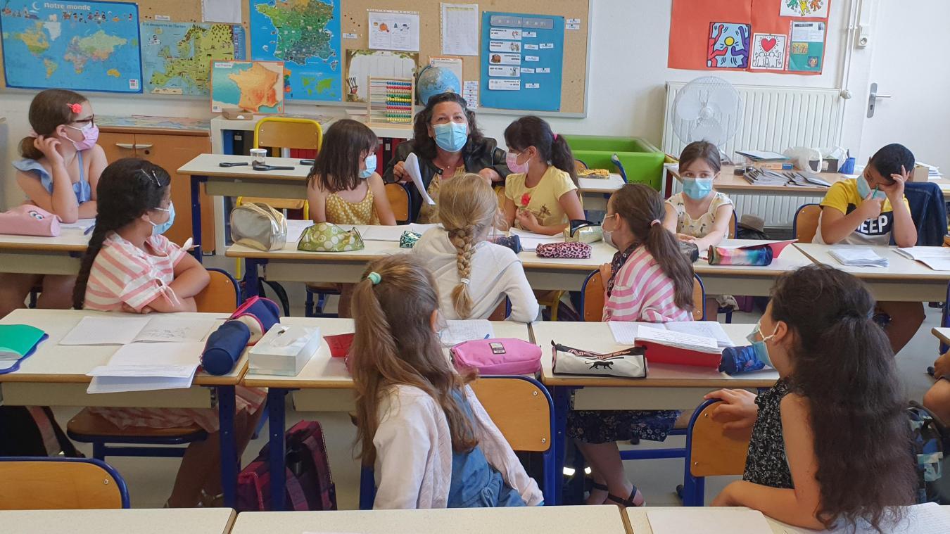 À Saint-Aubin-lès-Elbeuf, les écoliers sont prêts pour donner des leçons d'écologie