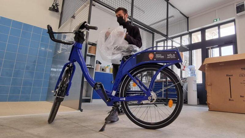 Troyes : Vélos en libre-service dans l'agglomération troyenne : appelez-les Marcel !