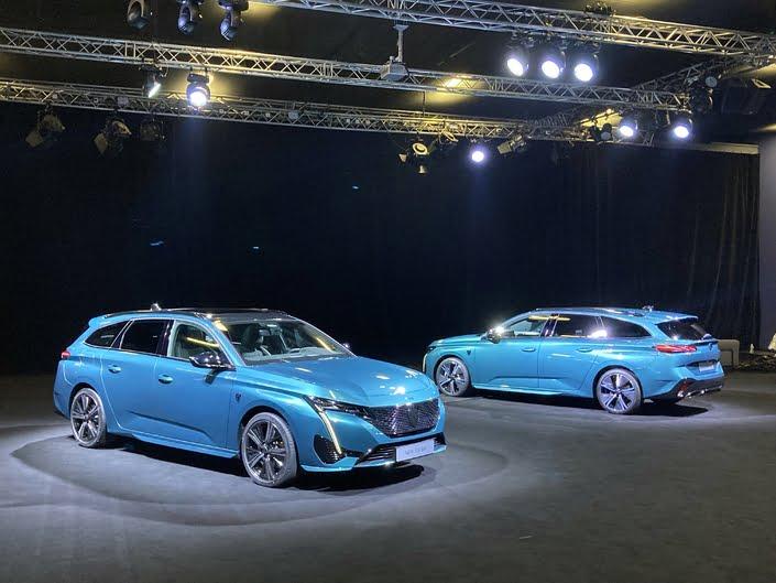 CM – Peugeot 308 SW (2021) – Découverte et première prise en main : Peugeot change tout