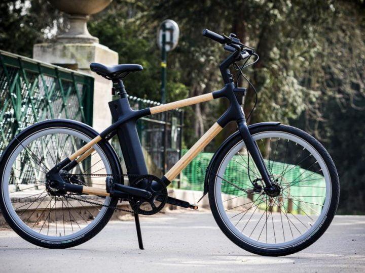 Möbius Bike : le vélo électrique français et éco-responsable en bambou