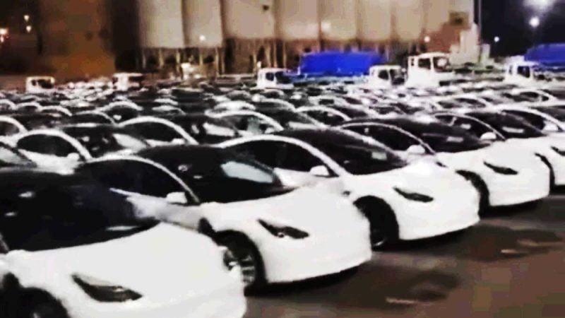 Comment tracker votre Tesla Model 3 depuis San Francisco?