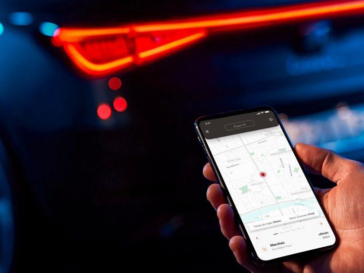 Testez la nouvelle application de mobilité de SEAT et gagnez 100 euros !