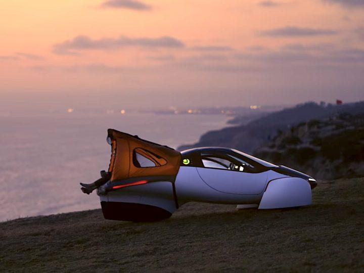 Model S Plaid, pick-up hybride Ford Maverick, hybride rechargeable Lexus NX, voiture solaire Aptera : la semaine à l'envers
