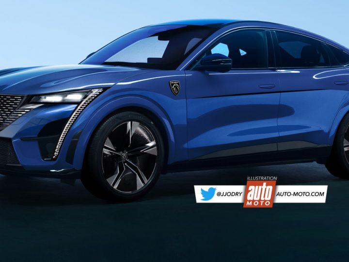 Future Peugeot 508 : est-elle condamnée à devenir un SUV ?