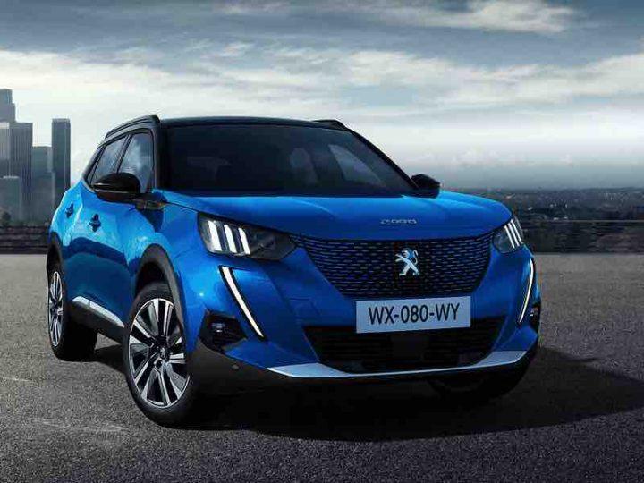 Peugeot lancera son premier véhicule électrique en Australie en 2022