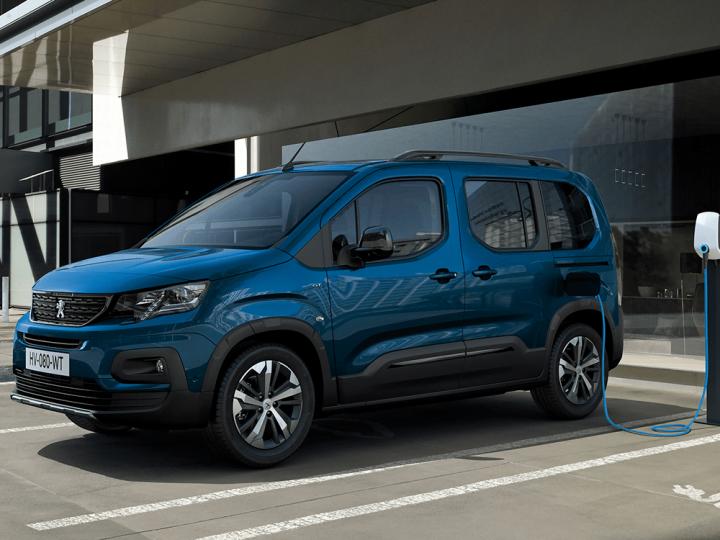 Début de la commande du Peugeot e-Rifter en Allemagne