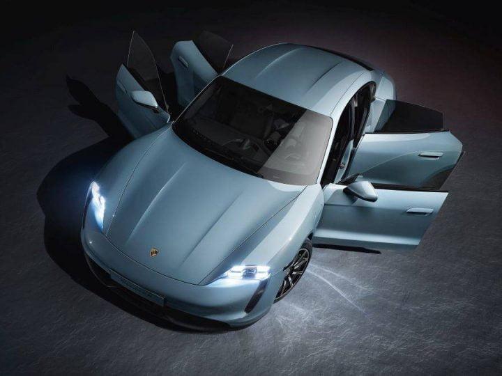 Porsche prêt à concurrencer les Tesla Model 3 et BMW i4