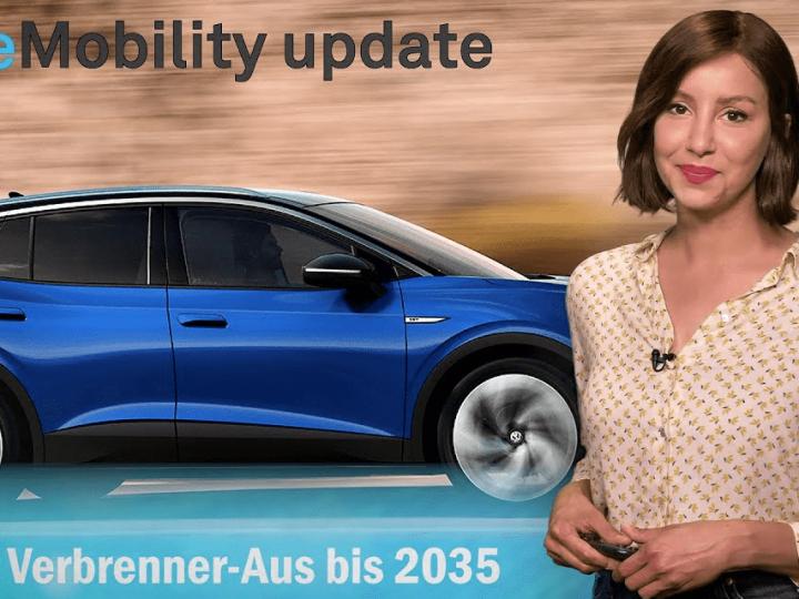 Mise à jour eMobility: VW prévoit Vebrenner-Aus d'ici 2035, Skoda avec 3 autres voitures électriques, DS 4, Supercharger – electrive.com