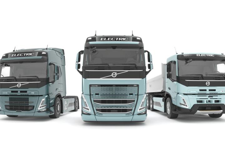 Volvo donne des données techniques pour E-Trio FH, FM et FMX – electrive.com