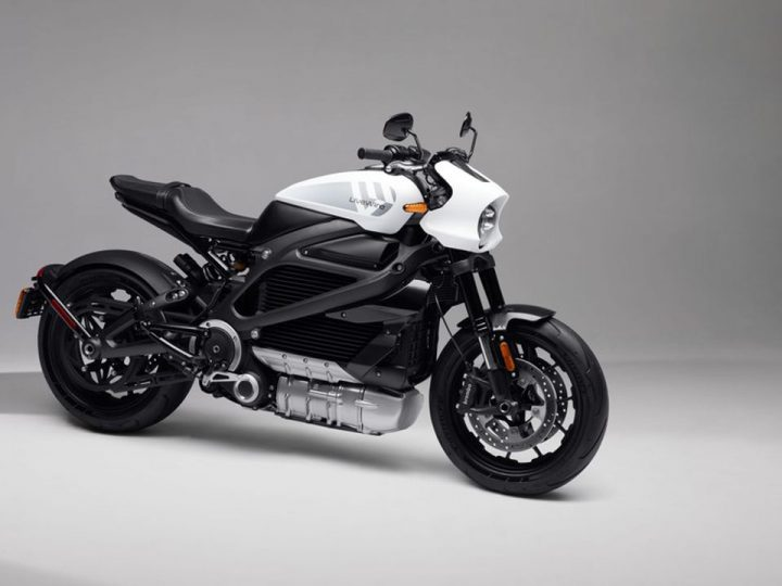 Harley-Davidson lance LiveWire pour s'imposer dans la moto électrique