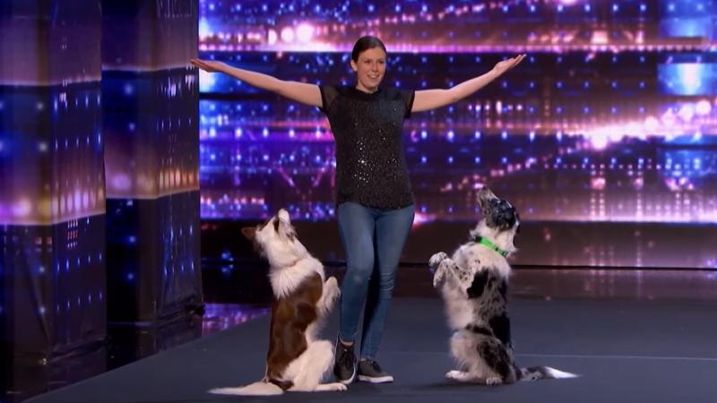 Alexandra Côté impressionne aux auditions d'America's Got Talent