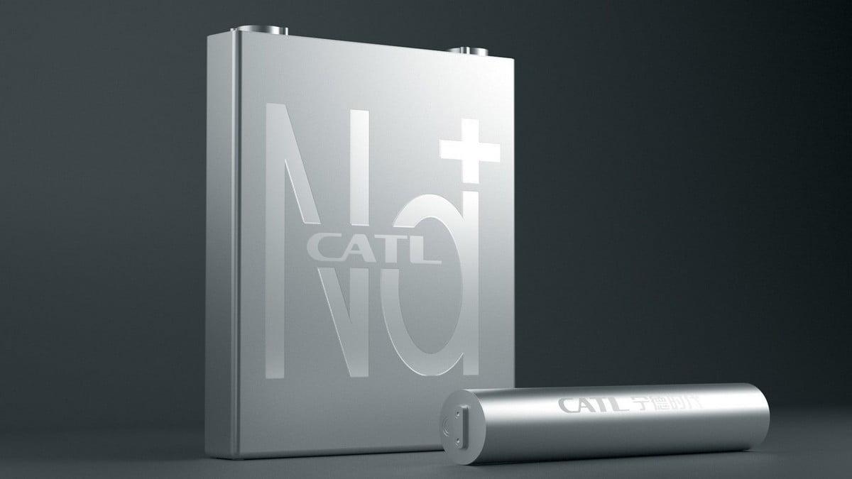 CATL présente une batterie sodium-ion très prometteuse