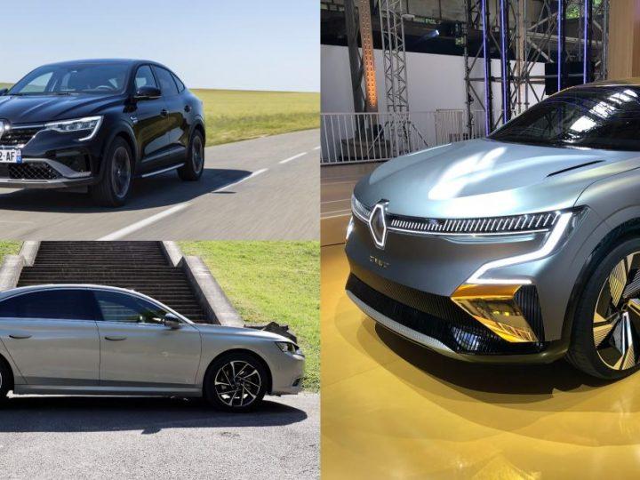 Citroën, Renault, Peugeot… découvrez les Françaises en lice pour le prix de la voiture de l'année 2022