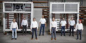Fenecon envisage de construire une installation de stockage de batteries de seconde vie - electrive.com